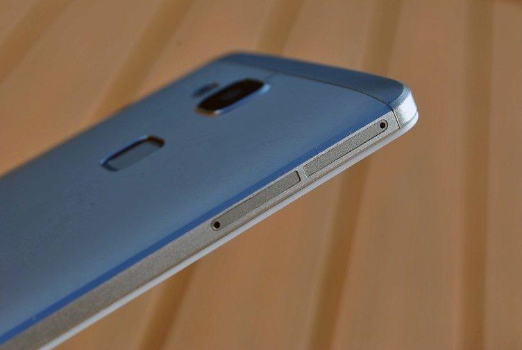 Huawei Ascend Mate 7 levá strana