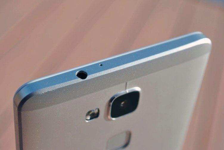 Huawei Ascend Mate 7 vrchní strana