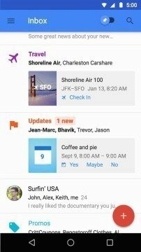 Inbox by Gmail pro Android