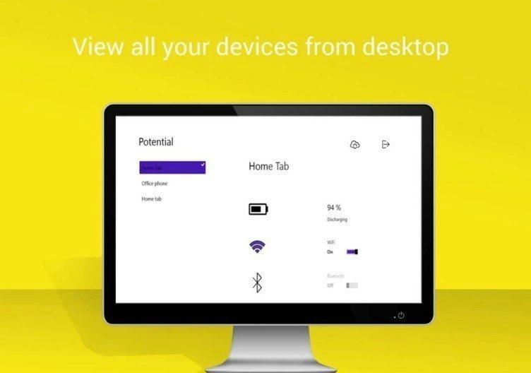Aplikace je k dispozici pro Windows 8/8.1