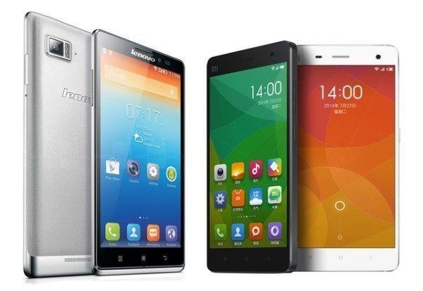 Lenovo vs Xiaomi