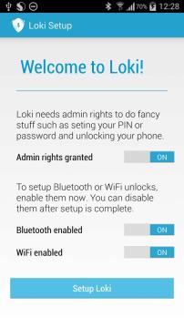 Loki Smart Unlock 1