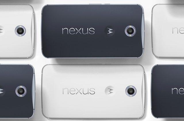 Motorola Nexus 6 2