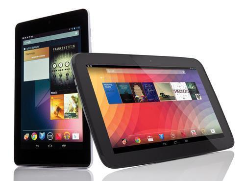 nexus 7 and nexus 10 android 5.0
