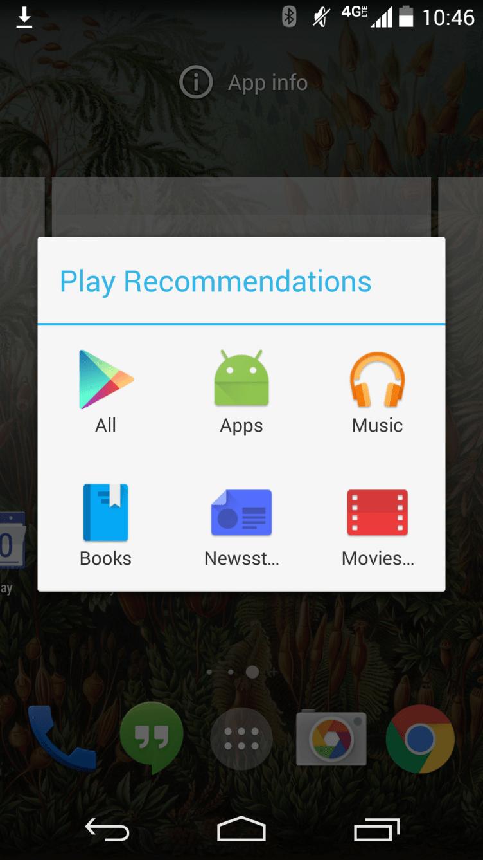 Nové widgety, které si můžete vytáhnout na domovskou obrazovku