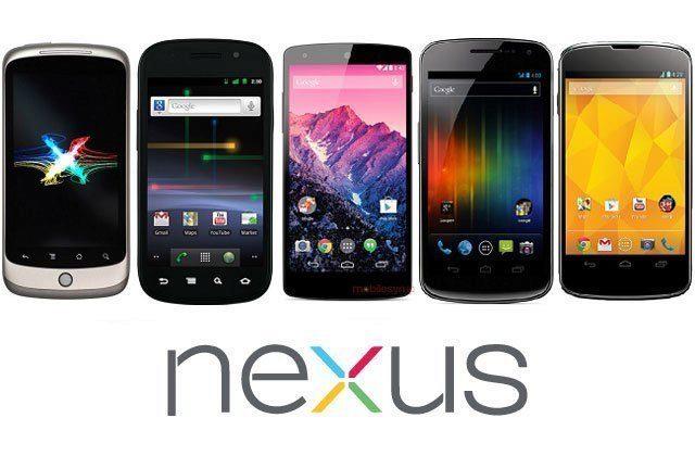 Historie telefonů Nexus v kostce aneb Od Nexusu One k Nexusu 6