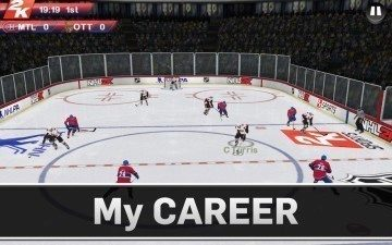 nhl 2k 1 android hry