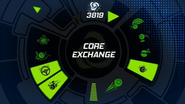 Orbotix Sphero 2.0 aplikace výměna měny