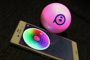 Orbotix Sphero 2.0 změna barvy 2