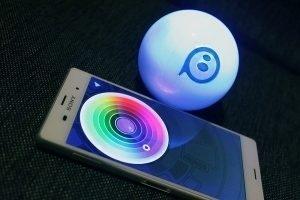Orbotix Sphero 2.0 změna barvy 3