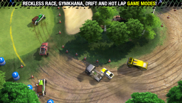 Reckless Racing 3 1 android hry