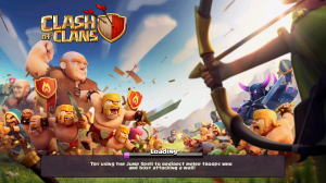 Samsung Galaxy Alpha Clash of Clans