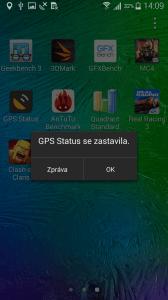 Samsung Galaxy Alpha prostředí TouchWiz 2