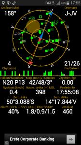 Samsung Galaxy Alpha test GPS