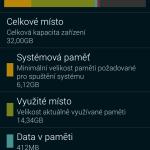 Samsung Galaxy Alpha ukázka prostředí TouchWiz 10