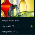 Samsung Galaxy Alpha ukázka prostředí TouchWiz 13