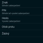 Samsung Galaxy Alpha ukázka prostředí TouchWiz 15