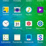 Samsung Galaxy Alpha ukázka prostředí TouchWiz 16