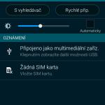 Samsung Galaxy Alpha ukázka prostředí TouchWiz 3