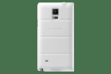 Samsung GALAXY Note 4 pouzdro bílé zada