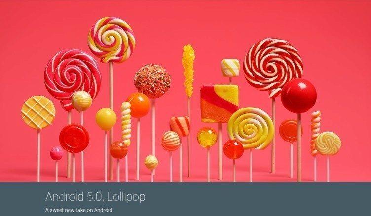 Android 5.0 Lollipop: vše, co potřebujete vědět o nejnovějším Androidu