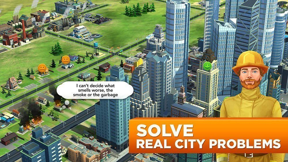 Image Result For Simcity Androida