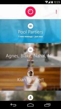 skype qik 1 android aplikace