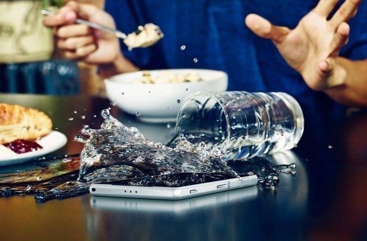 smartphone damage cover