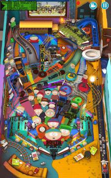 South Park Pinball 1