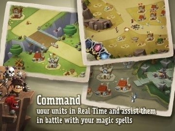 tower dwellers 1 Android hry