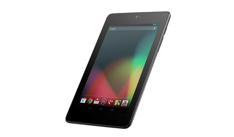 Nexus 7 (2012) dostane Android 5.0 Lollipop