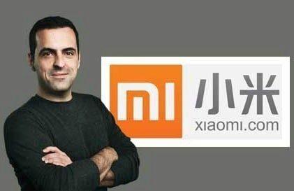 Xiaomi servery Hugo Barra