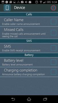 Oznámení spojená s telefonem