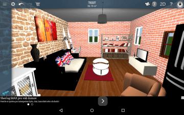 3D pohled očima obyvatele