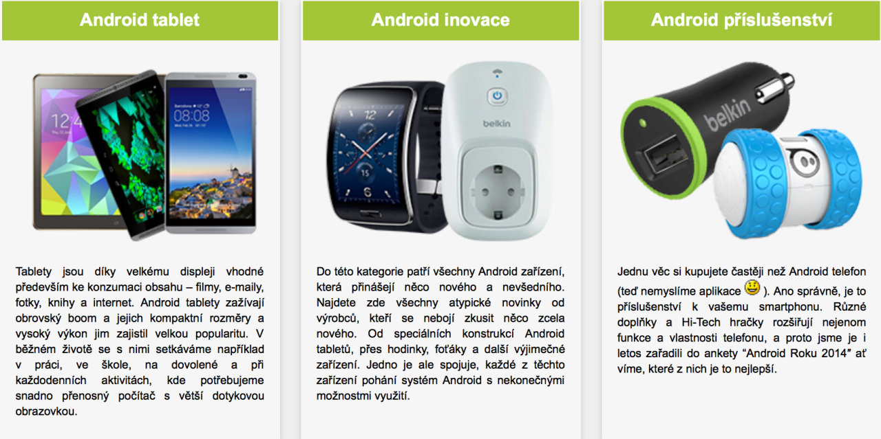 Android Roku 2014 - vyberte nejlepší telefony či příslušenství a ... 4ba50cb06c