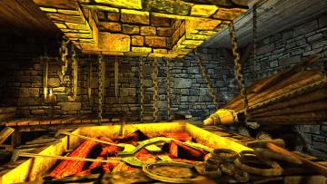 Blacksmith Forge VR 1