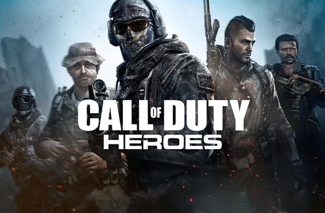 Call of Duty Heroes titul
