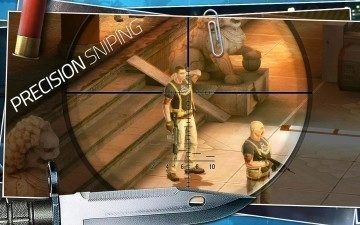 Contract Killer Sniper 1 android hry