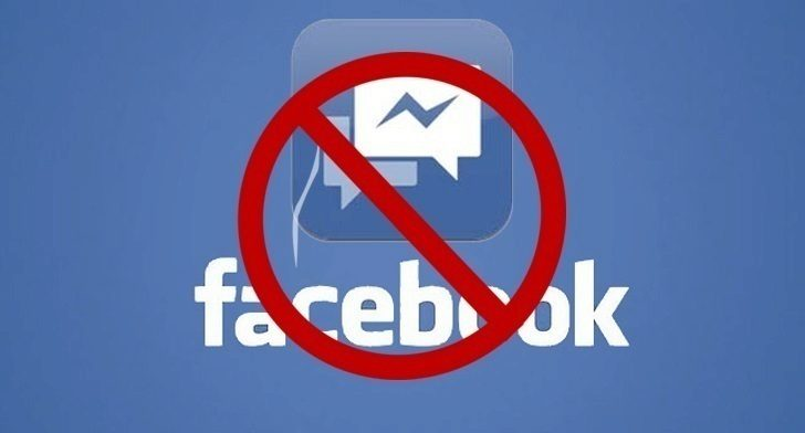 facebook no messenger