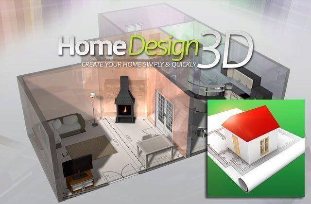 Home Design 3D: navrhněte si pokoj, byt nebo dům