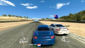 Huawei Ascend Mate 7  Real Racing 3