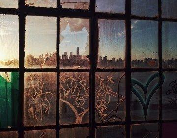 New York v pohledu J.N. Silvy