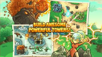 kingdom rush origins android hry