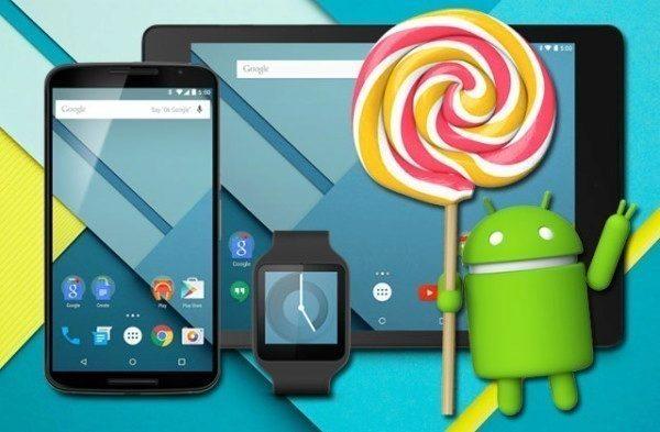 Jak ručně aktualizovat Nexus na Android 5.0 Lollipop aneb Nečekejte na OTA!