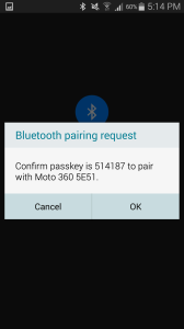 Motorola Moto 360 aplikace Android Wear 2