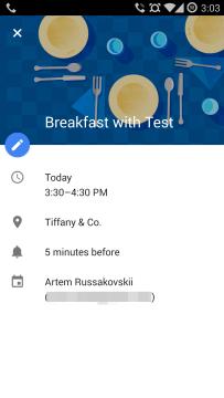 Nový design aplikace