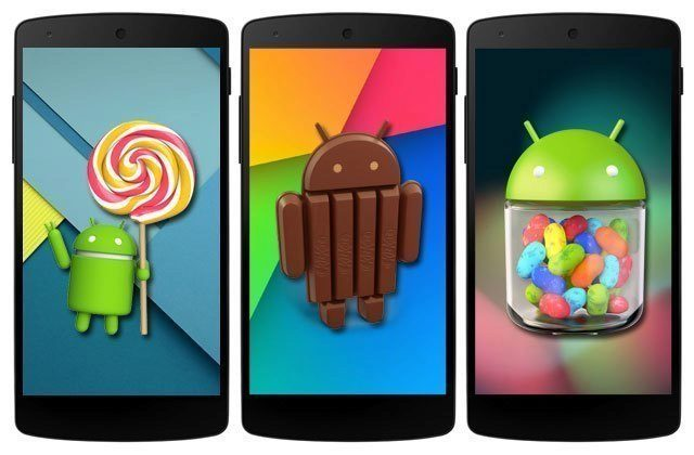 Jak vrátit Nexus z Androidu 5.0 Lollipop na KitKat nebo Jelly Bean?