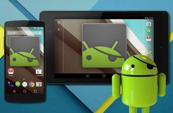Jak na root telefonů a tabletů Nexus s OS Android 5.0 Lollipop