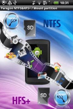 Paragon exFAT, NTFS & HFS+