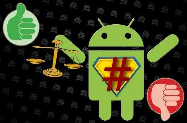 Brainstorming: proč (ne)rootnout telefon s Androidem?